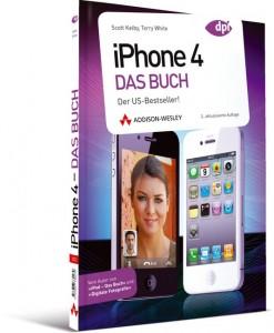 Das Buch iPhone 4 von Kelby und White
